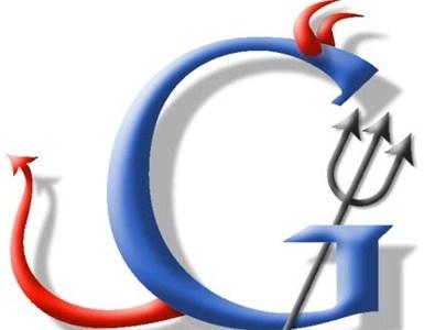 Гугл - корпорация зла